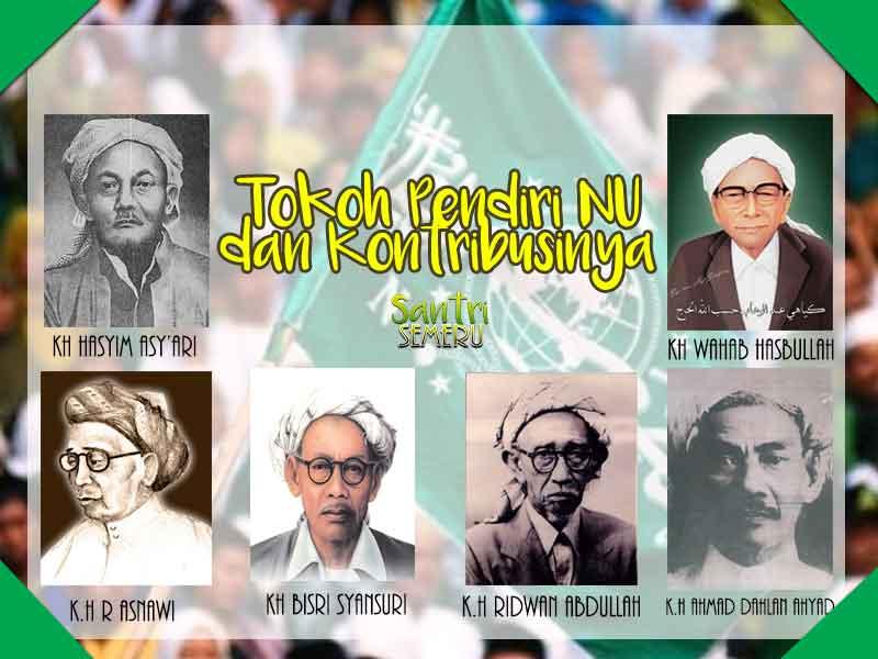 Tokoh-Pendiri-NU-Nahdlatul-Ulama
