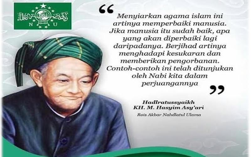 Fatwa K.H Hasyim Asy'ari